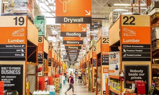 Home Depot compró blinds.com