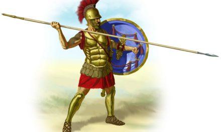 batalla de leuctra, la primera estrategia de aproximación indirecta