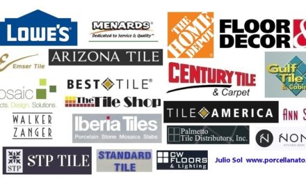 Líderes en la venta de ceramica y porcellanato en EEUU en 2019